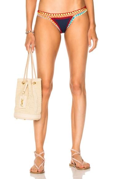 Tasmin Poly-Blend Bikini Bottom