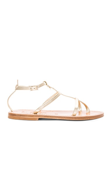 Leather Gina Sandals