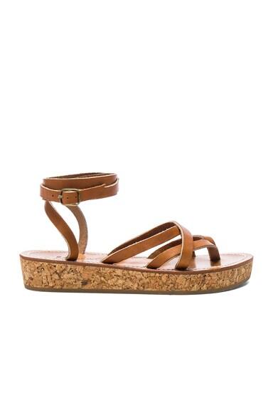 Leather Avila Sandals