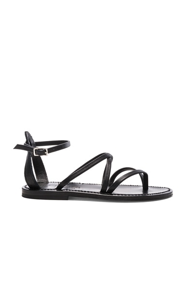 Leather Epicure Sandals