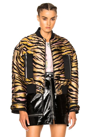 Tiger Stripes Jacket