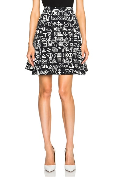Symbols Skirt