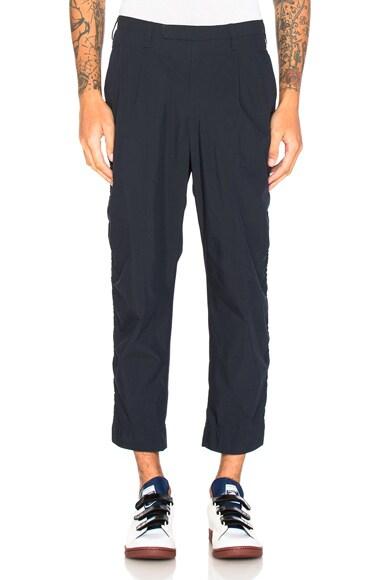 Elastic Waistband Trousers