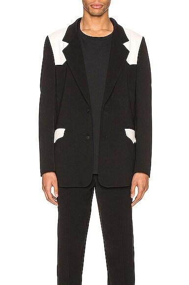 Western Detective Suit Jacket