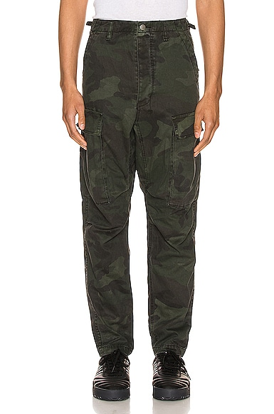 Frequency Camo Pant