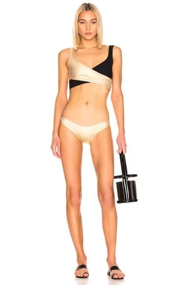 Marie-Louise Crepe Bikini