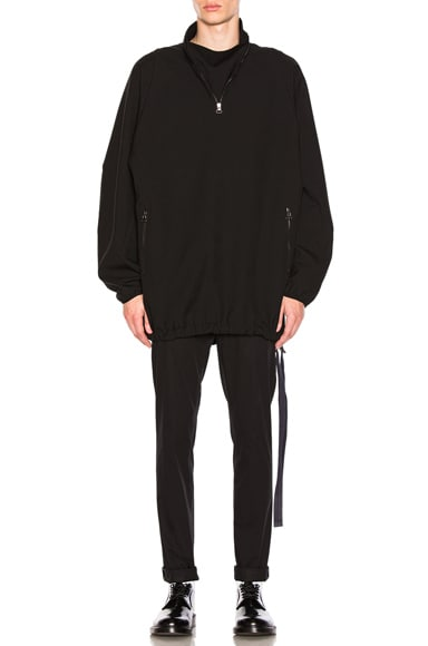 Techno Twill Wool Sweater