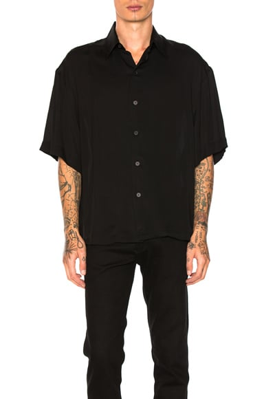 Oversize Short Sleeve Shirt