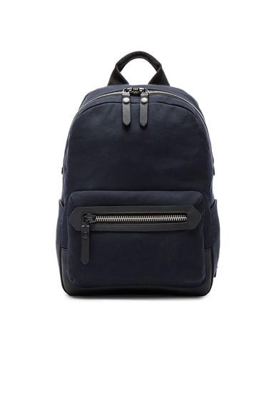 Cotton Gabardine Backpack