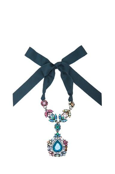 Drop Pendant Necklace