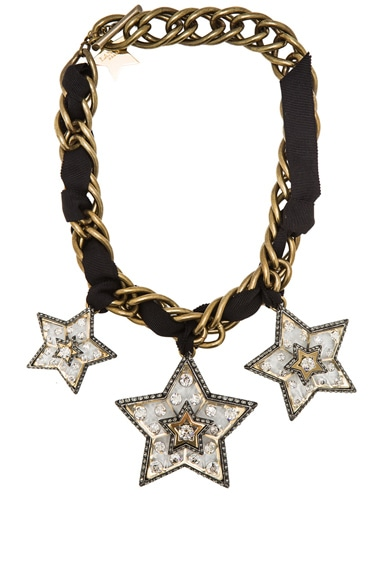 Altair Star Necklace
