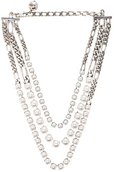 Triple Wrap Necklace