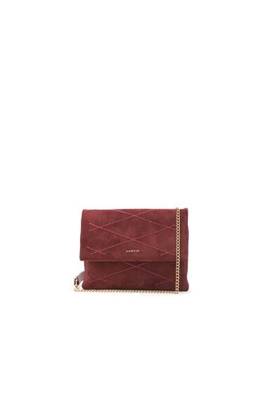 Mini Velvet Calfskin Sugar Bag