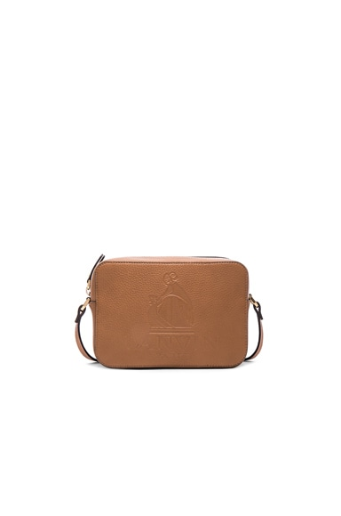 Mini Logo Crossbody Bag