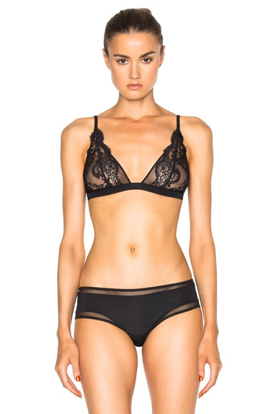 Jazz Time Triangle Bra