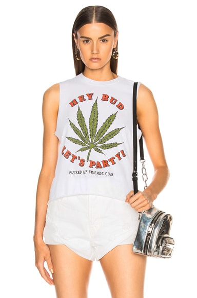 for FWRD Let's Party Tank Top