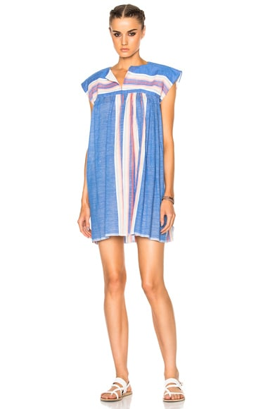 Elsi Short Caftan Dress