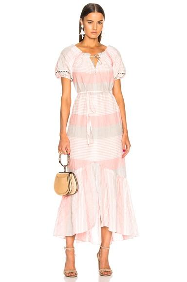 Dera Off Shoulder Dress