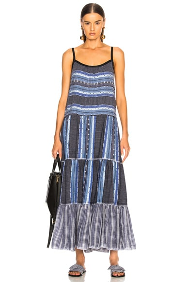 Lucy Tiered Dress