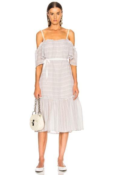 Aden Flutter Dress