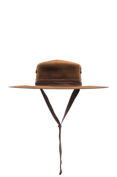 Winter Zorro Hat