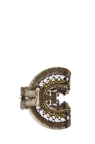 Soho Plated Brass Bracelet
