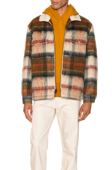 Sherpa Ranch Coat