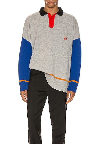 Poloneck Sweater