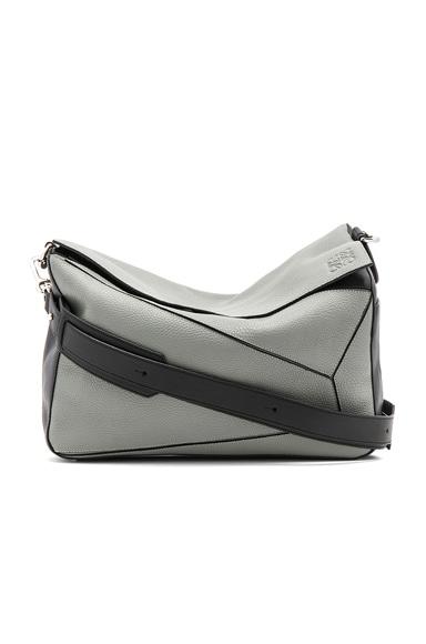 XL Leather Puzzle Bag