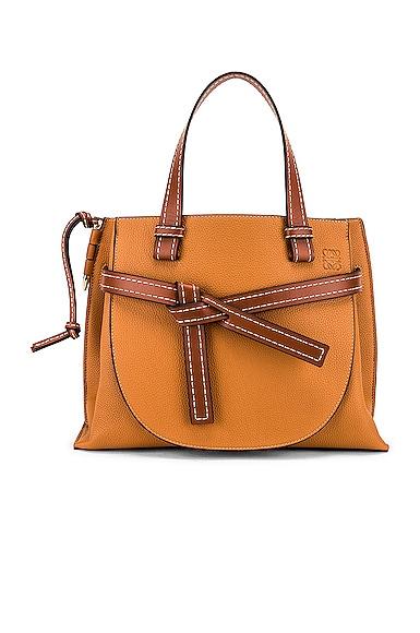 Gate Top Handle Small Bag