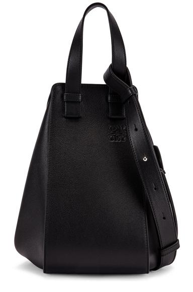 Loewe Hammock Small Bag in Black