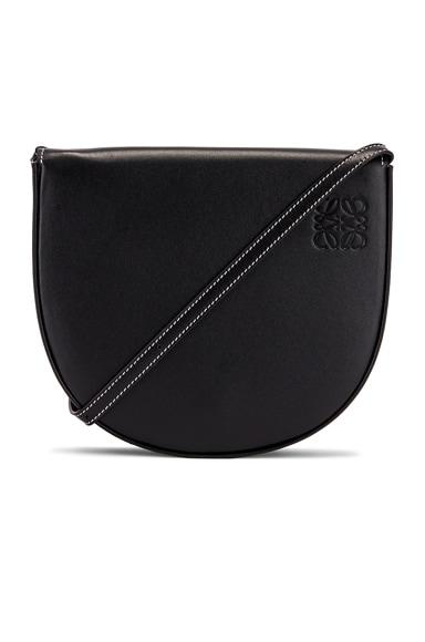 Loewe Heel Bag in Black