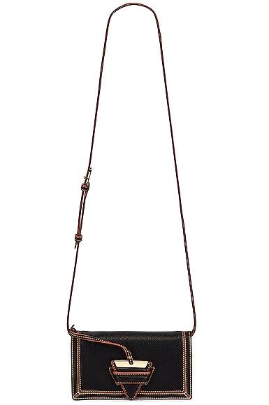 Loewe Barcelona Soft Mini Bag in Black