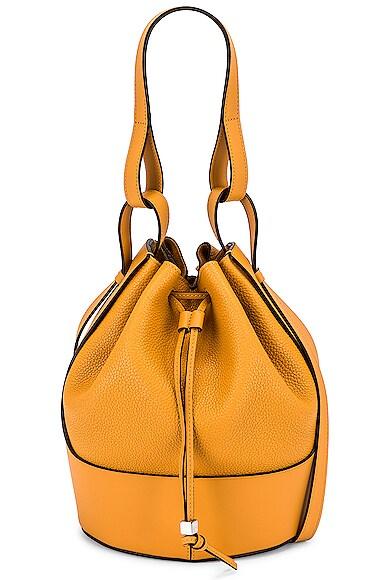 Loewe Balloon Bag in Yellow