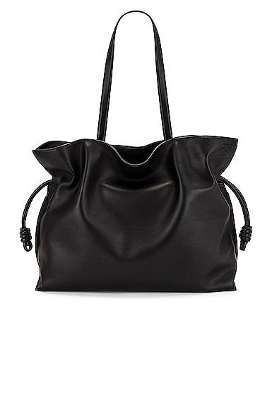 Loewe Flamenco XL Bag in Black