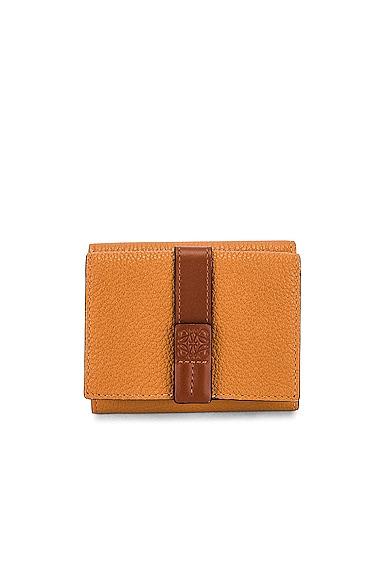 Loewe Trifold Wallet in Brown