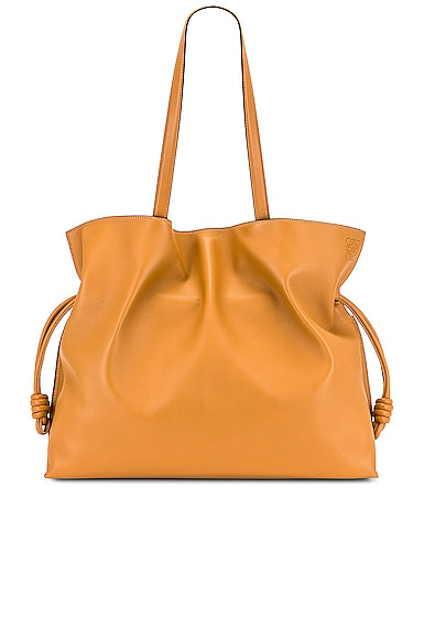 Loewe Flamenco XL Bag in Tan