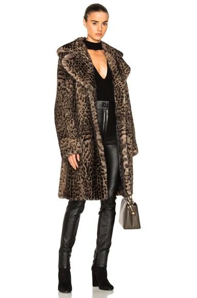 Valentina Mink Coat