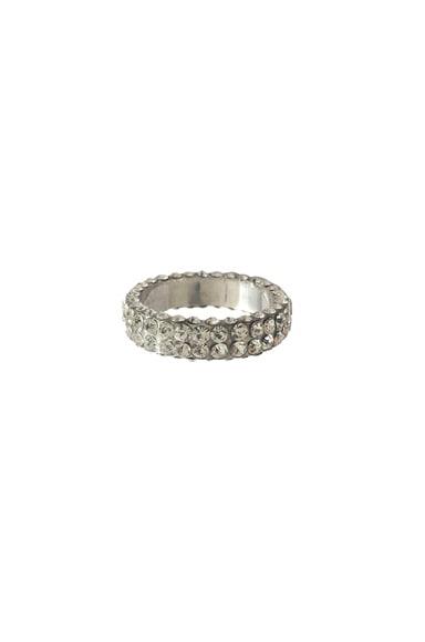 Medium Zirconia Ring