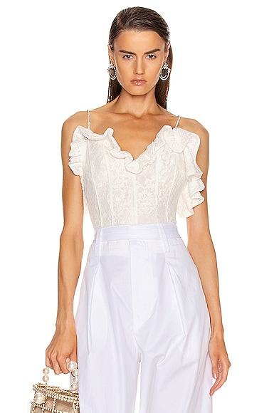 Harlem Lace Corset Top