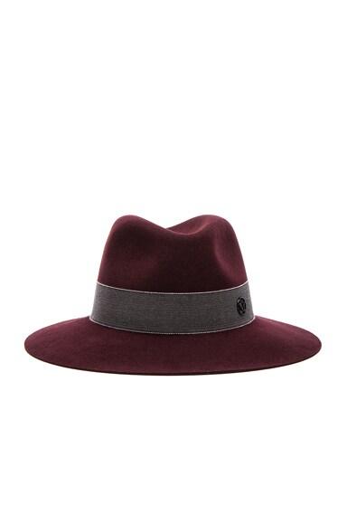 Henrietta Boyfriend Felt Hat