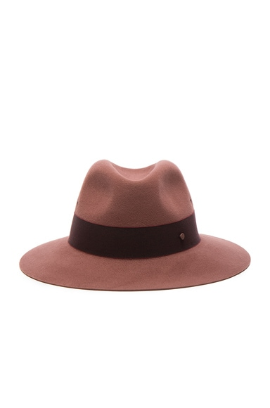 Henrietta Hat Antic Pink