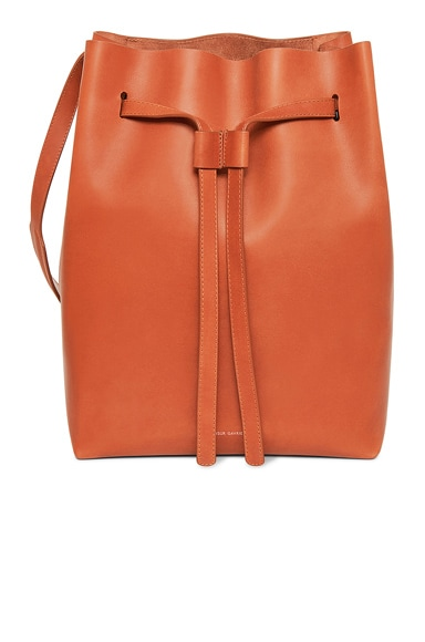 Vegetable Tanned Drawstring Hobo