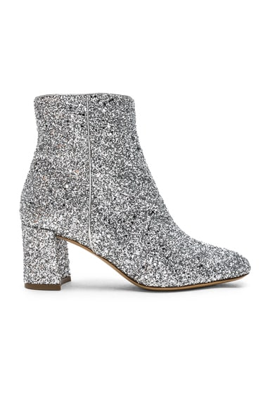 Glitter Ankle Boot