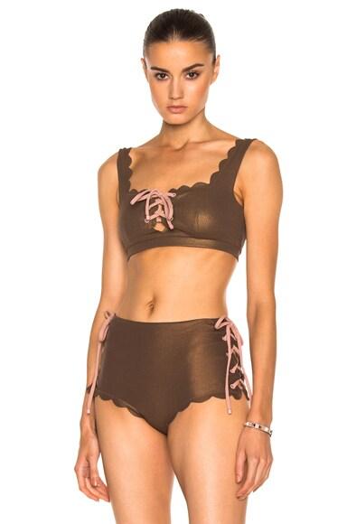 Palm Springs Bikini Tie Top