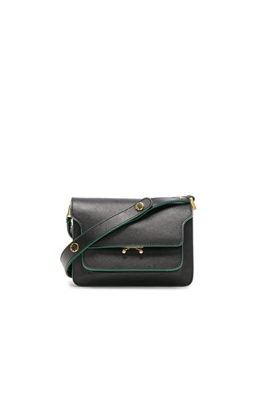Mini Trunk Shoulder Bag
