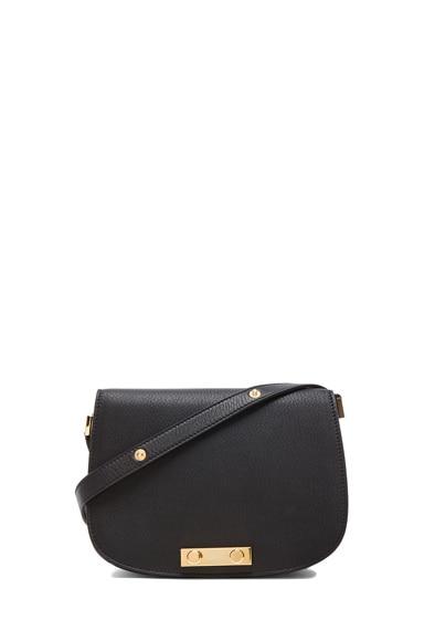 Box Calf Shoulder Bag