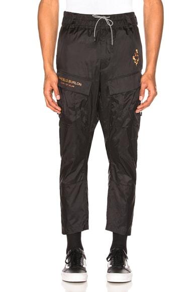 Fire Cross Cargo Pants