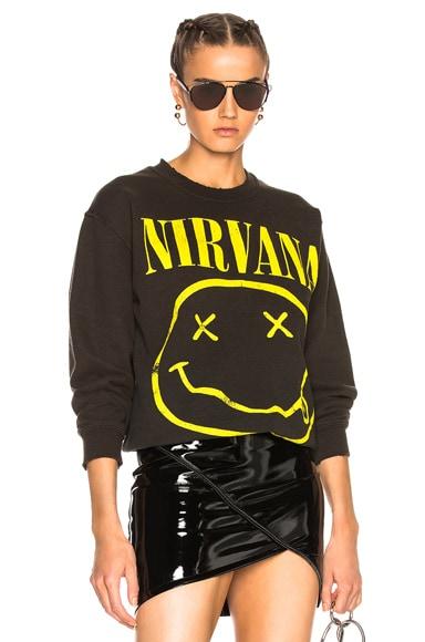 Nirvana Sweatshirt by Madeworn