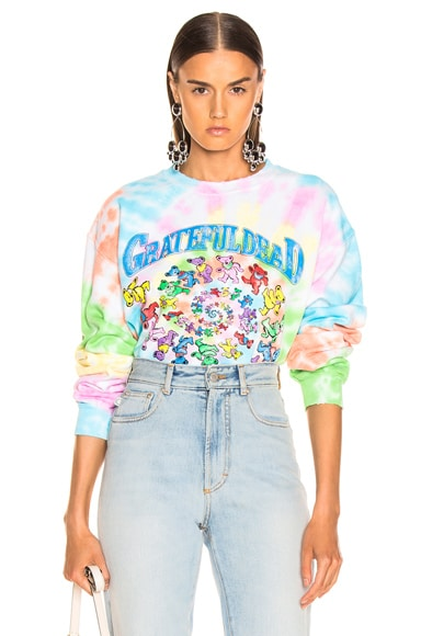 The Grateful Dead Sweatshirt